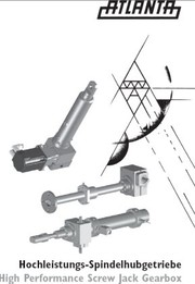 Katalog: ATLANTA Antriebssysteme E. Seidenspinner GmbH
