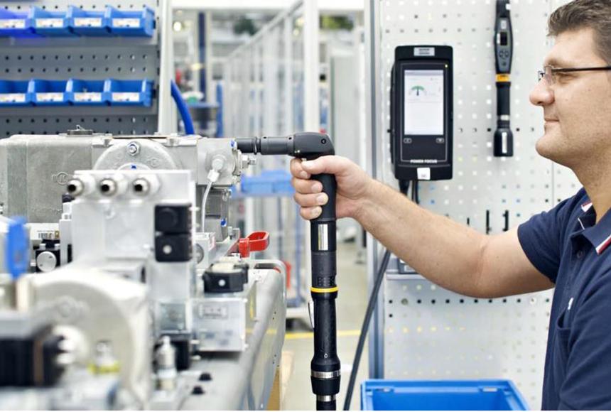 Atlas Copco liefert 2000 Schraubsysteme:: BMW kommt mit Großauftrag