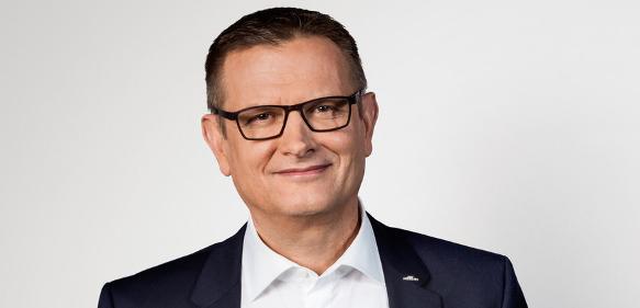 Thomas A. Fischer, Geschäftsführer Vertrieb, Marketing & Service (CSO)