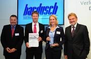 """News: Bardusch von der Deutschen Bahn als  """"Lieferant des Jahres 2010"""" ausgezeichnet"""