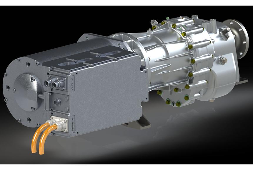 Antriebssystem Power Mela: Mit Baumüller elektrisch durch die Stadt