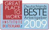 News: Beste Arbeitgeber 2009: Sonderpreis für Sick