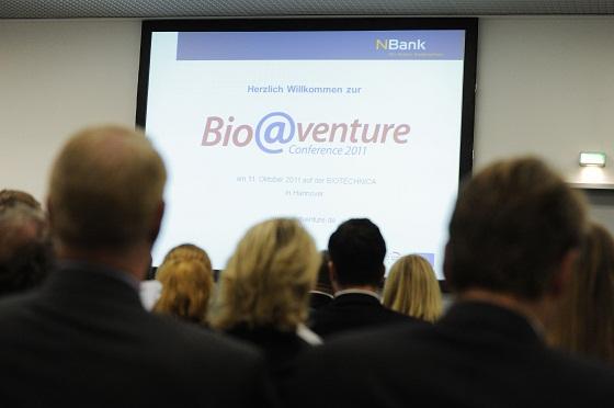 Bio@venture Conference 2013: Innovative Ideen treffen internationale Investoren