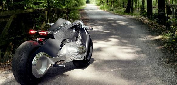 BMW Motorrad der Zukunft