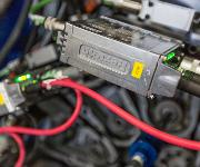 Regelventil IAC in Werkzeugmaschine