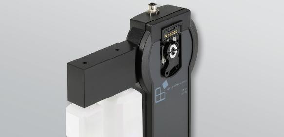 Das Batteriebetriebene Reinigungs- und Kalibrierwerkzeug MZ15 von Bürckert