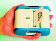 Messen/Prüfen (MP): Den ersten portablen Drucker
