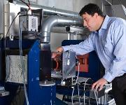 Supraleitung: Neutronen zeigen Verteilung von Flussschlauch-Inseln
