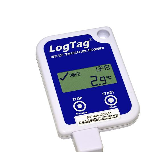 Temperatur-Datenlogger: Mit Multi-Alarm und Reportgenerierung