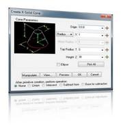 Märkte + Unternehmen: Bricscad V11: Parametrische 3D-Funktionen ergänzt