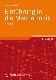 News: Lesetipp: Einführung in die Mechatronik