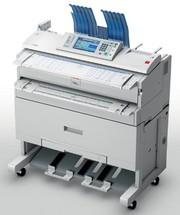 News: Großformatdruck: Ricoh mit neuen Wideformat-Systemen inklusive Farbscanner