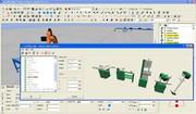 Märkte + Unternehmen: 3D-Planungsoftware: Tarakos verbessert Schnittstellen von TaraVRbuilder zu Simulationssystemen