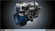 Märkte + Unternehmen: 3D Animation: RTT visualisiert MaxxForce-Motor von Navistar
