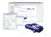 Märkte + Unternehmen: Komponenten-Bibliothek: Maplesoft unterstützt Modellierung des Antriebsstrangs