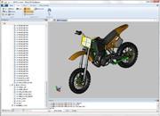 Märkte + Unternehmen: Viewer-Lösung: 3D-Viewer-Integrationskomponente für PLM-Lösungen