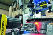 Drehteile-Handling und Echtschrift-Lesen beschleunigen die Produktion:: Vollgas bei der Bremsenproduktion