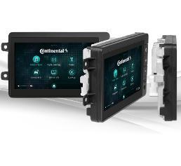 Radio-Plattform mit Ein-Chip-System Continental