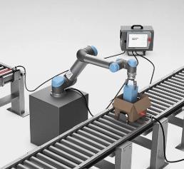 UR-Roboterarm programmieren