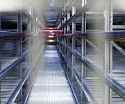 Coop - Automatische Lagerung im Kälteautomat