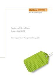 News: Studie: Die Vorteile grüner Logistik