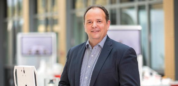 Andreas Boxberger, General Sales & Marketing Manager bei 3M
