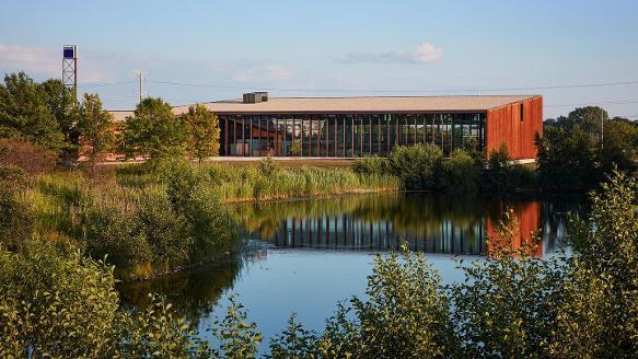 Smart Industry: Neues Trumpf-Technologiezentrum