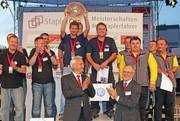 Erneut ein StaplerCup in Aschaffenburg: Linde lässt die Stapler rollen
