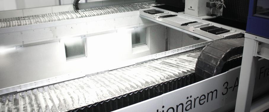 Dachabdeckung von Hema