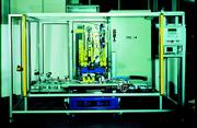 Fertigungstechnik und Werkzeugmaschinen (MW): Bearbeitungszentrum zum Nieten
