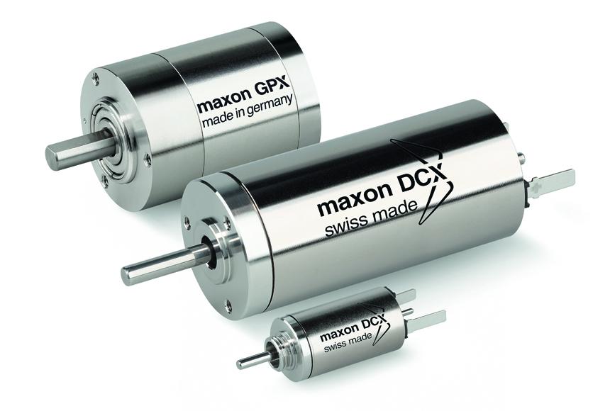 DC-Motoren und Getriebe von Maxon:: Bis elf zählen, fertig