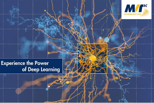 "Seminarreihe ""MVTec Technology Day – Deep Learning"""