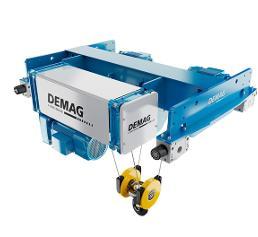Seilzug dmr von demag handling online - Terex material handling port solutions ag ...
