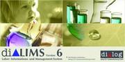 Produkt-News: Laborsoftware diaLIMS - Ein System für alle!