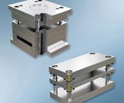 Formenbau: Variable Formaufbauten und Säulengestelle aus dem Netz