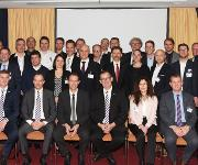 Pro-K Award Night in Frankfurt/M – Gewinner und Unterstützer des Awards. (Bild: Pro-K)