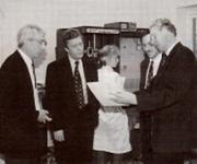 Publikation des KUZ vom 21. Januar 1993. (Bild: K-Zeitung)