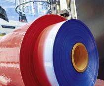 Produktwechsel auf der Folienblasanlage
