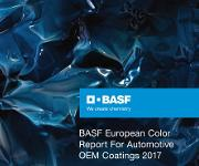 BASF Color Report For Automotive OEM Coatings