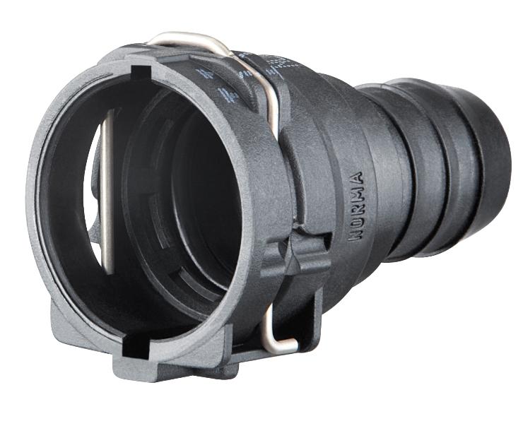 PS3 Kühlwasserverbinder optimiert: Steckverbinder-Gewicht herunter gefahren