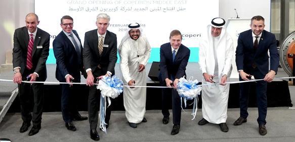 Compoundieren in Saudi Arabien: Coperion mit neuem Standort für die Golfregion