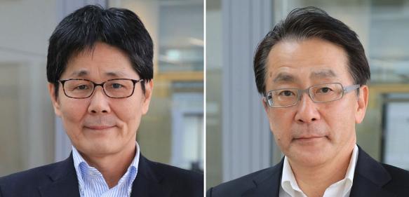 Naoya Uehara (links), Yoshiki Kuroki