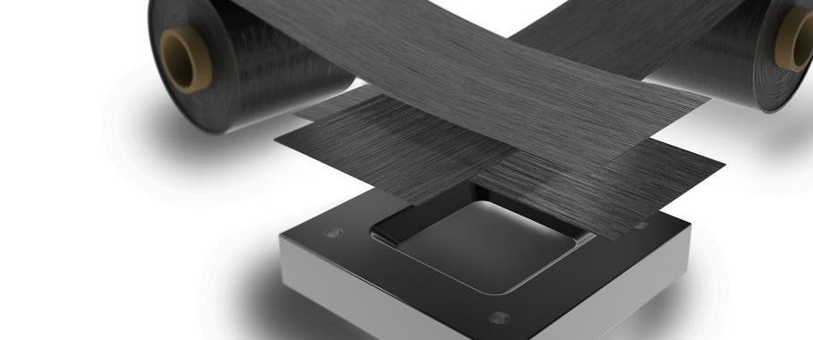 Folien und Platten aus endlosfaser-verstärktem thermoplastischem Verbundwerkstoff