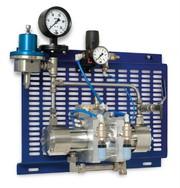 UV-Lacke fördern: Pumpe für abrasive UV-Lacke