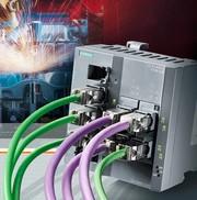 Cebit: Netzwerktechnik in der Industrie: Ethernet über Zweidrahtleitung nachrüsten