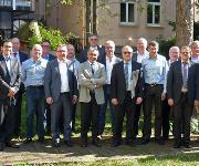 Erwarten schwierige Marktverhältnisse, aber auch neue Chancen: Mitglieder der Fachgruppe Fluoropolymere. (Bild: Pro.-K)
