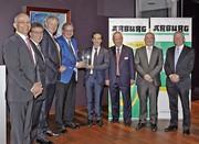 Preisübergabe Energieeffizienz-Award