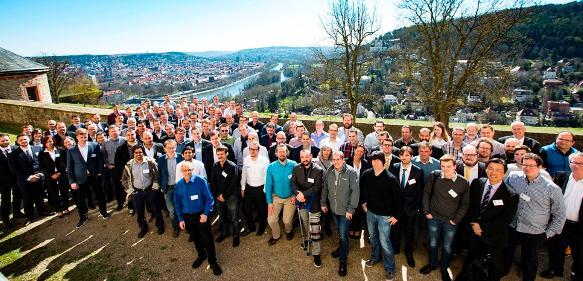 Internationales Moldex3D Usermeeting in Würzburg mit starker Beteiligung. (Bild: Simpatec)