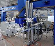 Anlagentechnik zur Verarbeitung von in-situ polymerisierenden Thermoplasten