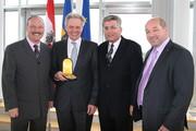 News: Land Niederösterreich ehrt Dr. Werner Wittmann